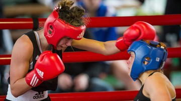 2016-11-17 ME w boksie: Porażka Anety Rygielskiej w eliminacjach