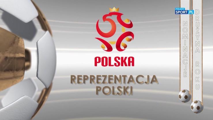 Gala PN: Reprezentacja Polski drużyną roku 2016
