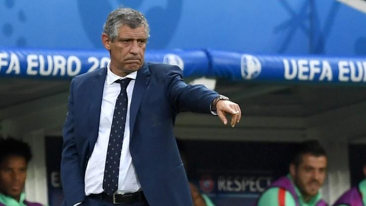 Portugalskie media: Santos z premedytacją rozpoczął Euro od grania zawodnikami doświadczonymi