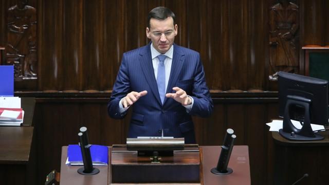 Morawiecki: jestem zakochany w budżecie