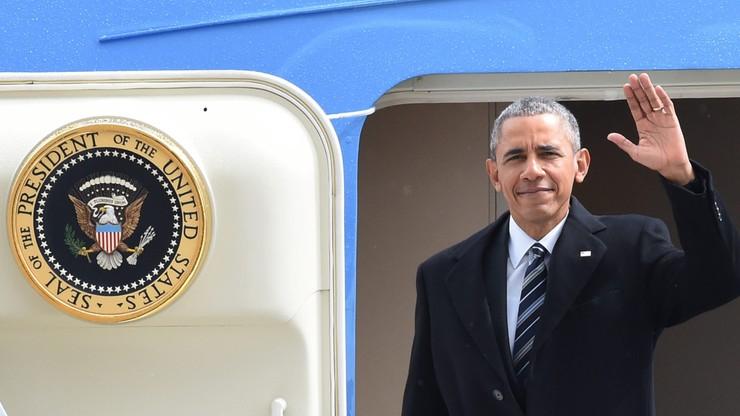 Obama z pożegnalną wizytą w Niemczech