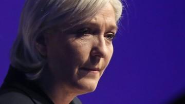"""21-01-2017 15:30 Marine Le Pen proklamuje w Koblencji powstanie """"nowego świata"""""""
