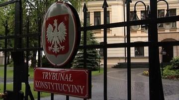 23-11-2015 13:45 Platforma zaskarżyła do Trybunału znowelizowaną ustawę o TK