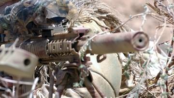22-06-2017 17:16 Kanadyjski snajper zabił bojownika ISIS z odległości prawie 3,5 km