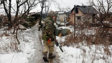 25-02-2017 17:57 Ukraina: w ciągu doby rannych zostało 16 żołnierzy wojsk rządowych