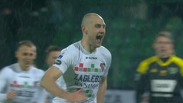 2017-03-17 Nice 1 Liga: Zagłębie Sosnowiec pokonało GieKSę. Klątwa katowiczan trwa