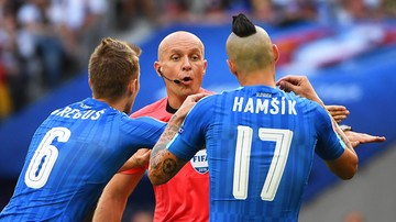 Dziekanowski ocenia 15. dzień Euro 2016: Słuszna decyzja Marciniaka i kiks Courtois