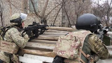 22-11-2015 11:13 Antyterrorystyczna operacja w stolicy Kabardo-Bałkarii