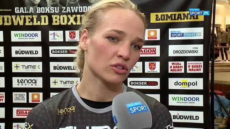 Sidorenko po ważeniu: Mam już plan na walkę