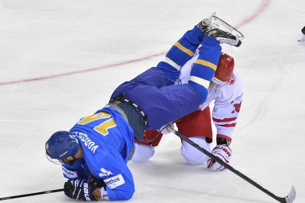 Hokejowe MŚ: Polska przegrała z Kazachstanem