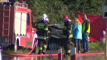07-08-2016 06:21 Tragiczny wypadek w Wielkopolsce. Nie żyje 5 osób