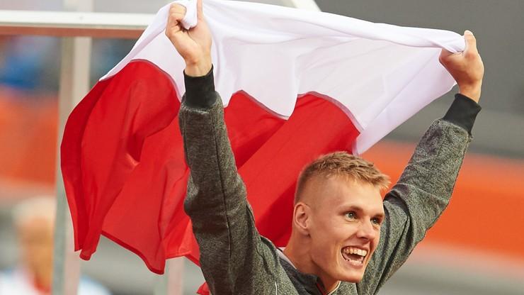 Polak mistrzem Europy w skoku o tyczce