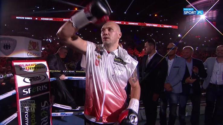 Polsat Boxing Night: Głowacki wystąpi w Ergo Arenie!