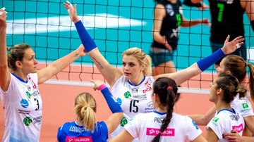 2017-02-22 Tauron MKS Dąbrowa Górnicza - Saint Raphael Volley: Transmisja w Polsacie Sport