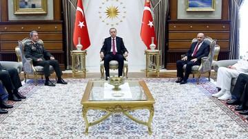 29-07-2016 15:08 Erdogan odrzuca krytykę Zachodu ws. czystek po zamachu