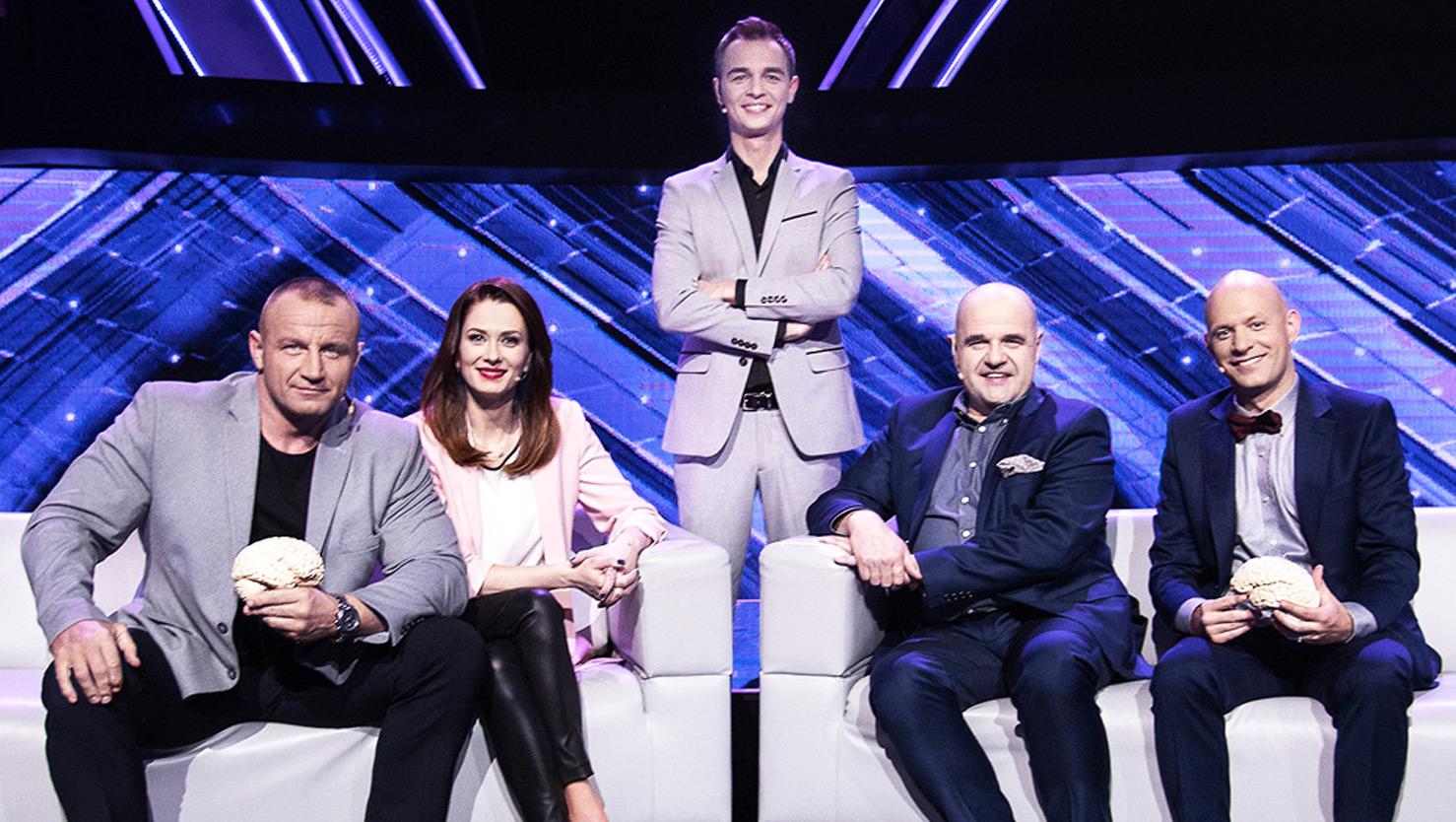 """Wiemy, kto wygrał w trzecim odcinku """"The Brain"""" - Polsat.pl"""