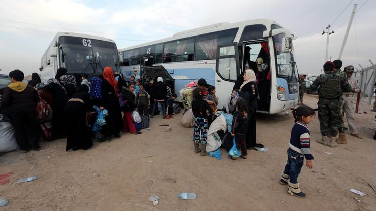 Wyzwolono ponad jedną trzecią wschodniego Mosulu