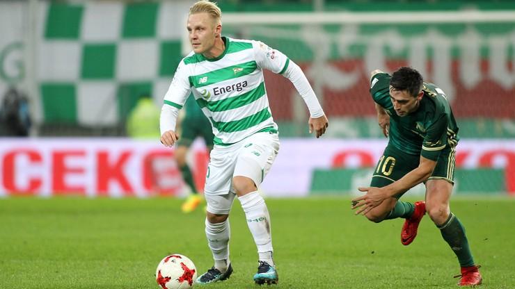 Łukasik przedłużył kontrakt z Lechią Gdańsk