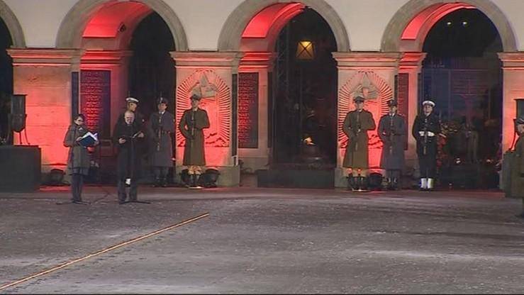 Prezydent: brakuje tablicy upamiętniającej Żołnierzy Wyklętych na Grobie Nieznanego Żołnierza