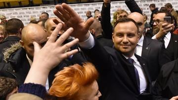 """""""Nadchodzi czas poważnego zmierzenia się z problemami górnictwa"""" - prezydent Duda na Śląsku"""