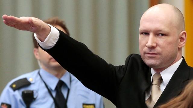 Anders Breivik skarży się na nieludzkie traktowanie w więzieniu. Ruszył proces