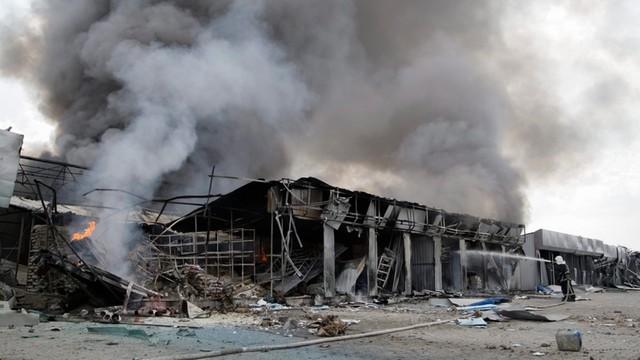 Ukraina. SBU: ok. 8,5 tys. rosyjskich żołnierzy w Donbasie