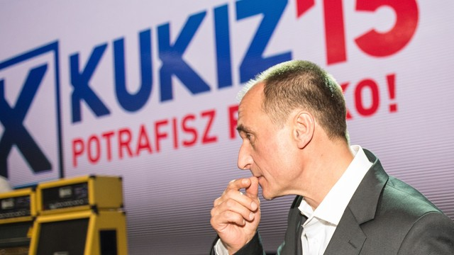 Paweł Kukiz szefem klubu, Stanisław Tyszka kandydatem na wicemarszałka