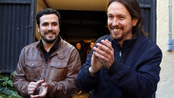 10-05-2016 11:43 Hiszpańska Podemos zawiązała koalicję ze skrajną lewicą
