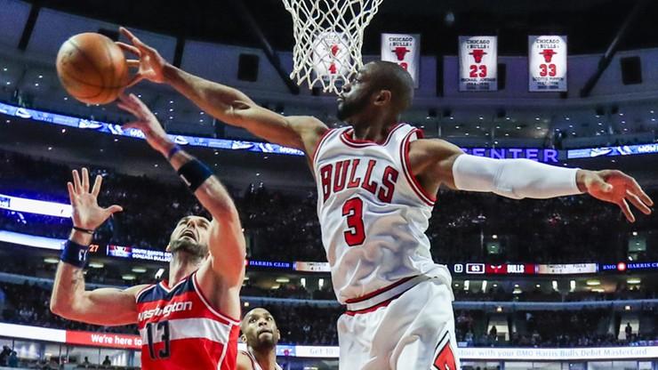 NBA: Zwycięstwo Wizards, dobry mecz Gortata