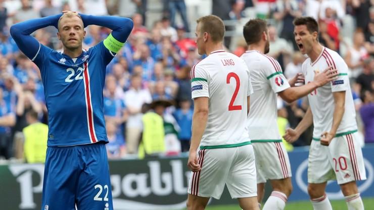 Islandia - Węgry. Skrót meczu Euro 2016 (WIDEO)