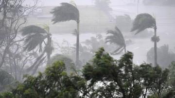 28-03-2017 07:44 Potężny cyklon Debbie zaatakował Australię