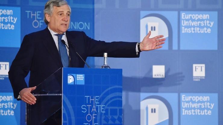 Tajani: nie wystarczy oś francusko-niemiecka, by zmienić UE