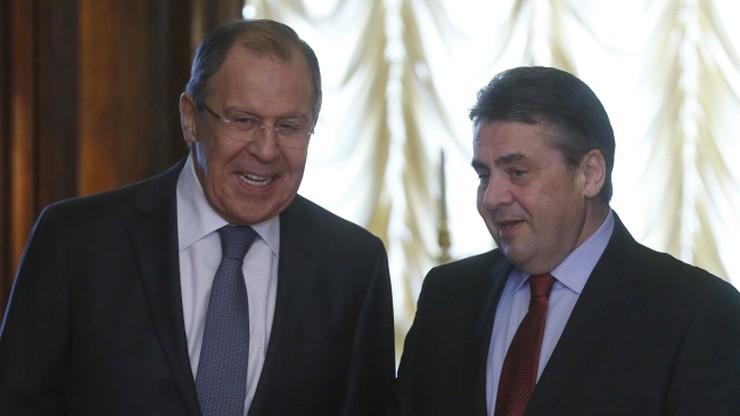 Szef dyplomacji Niemiec ostrzegł przed wyścigiem zbrojeń w Europie