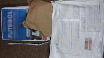 12-01-2017 16:46 Kokaina w przesyłce pocztowej z Ameryki Płd. do Augustowa