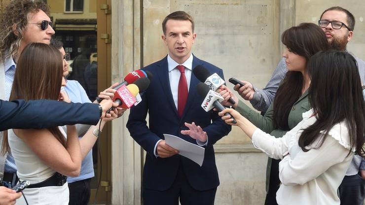 Nowoczesna złożyła zawiadomienie do prokuratury ws. śledzenia Petru