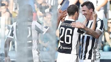 2017-08-19 Pewna wygrana Juventusu Turyn na inaugurację. Szczęsny na ławce