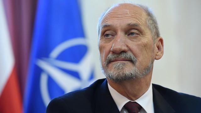 Macierewicz: spodziewam się, że stosunki polsko-amerykańskie będą dobre, a nawet lepsze