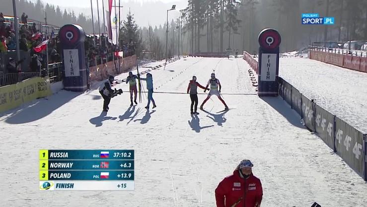 Krystyna i Grzegorz Guzikowie z brązowym medalem ME w biathlonie!
