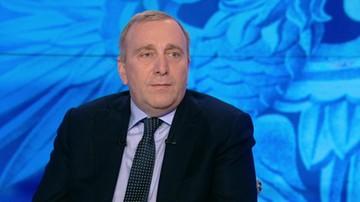 Schetyna: inicjatywa prezydenta ws. referendum - niepoważna i kompromitująca