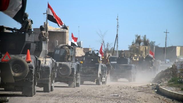 Przeciw irackim siłom w Mosulu użyto 900 samochodów pułapek