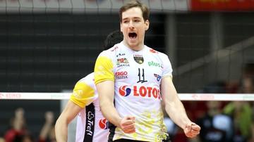 2016-05-05 Murphy Troy opuszcza Lotos Trefl Gdańsk!