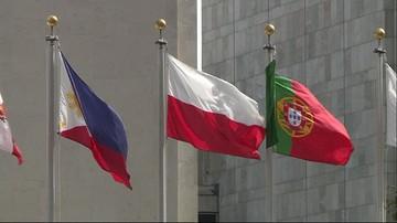 01-01-2018 13:19 Polska została niestałym członkiem Rady Bezpieczeństwa ONZ