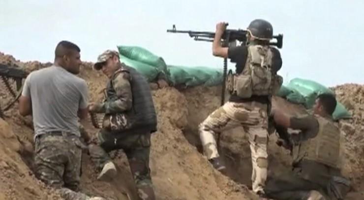 18 ofiar zamachów w pobliżu miasta Tikrit w Iraku