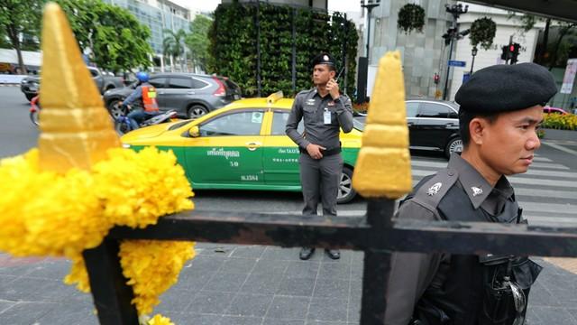Bangkok: policja znalazła kolejna bombę
