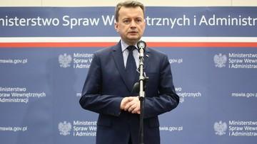 16-07-2016 09:27 Błaszczak: najważniejsze jest bezpieczeństwo Polaków w Turcji