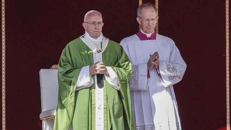 Franciszek do katechetów: słudzy Boga nie mogą być smutni i żałośni