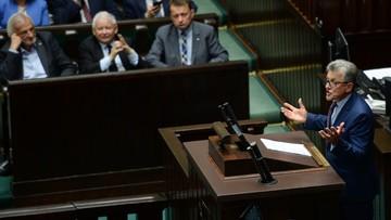 Sejm uchwalił nowelę o KRS. Wielu posłów opozycji nie głosowało