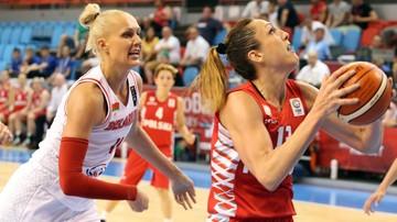 2015-11-21 El. ME koszykarek: Udany początek Polek. Białoruś rozgromiona w czwartej kwarcie