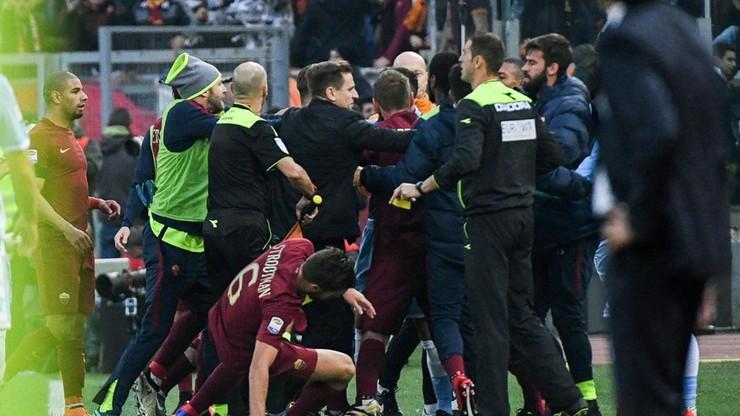 AS Roma górą w derbach Rzymu, Linetty z asystą i trójka Skorupskiego