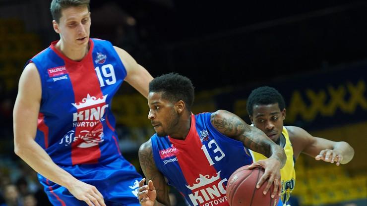 Tauron Basket Liga: WKS Śląsk Wrocław - King Wilki Morskie Szczecin. Transmisja w Polsacie Sport News